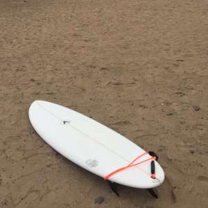 For sale: 6'6 Agency Squid surfboard - €300