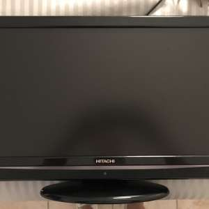"For sale: Hitachi 21""inch Combined Tv and Dvd player - €50"