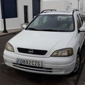 For sale: Opel Astra Caravan