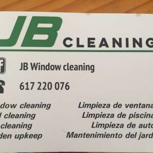 I can recommend: JB cleaning